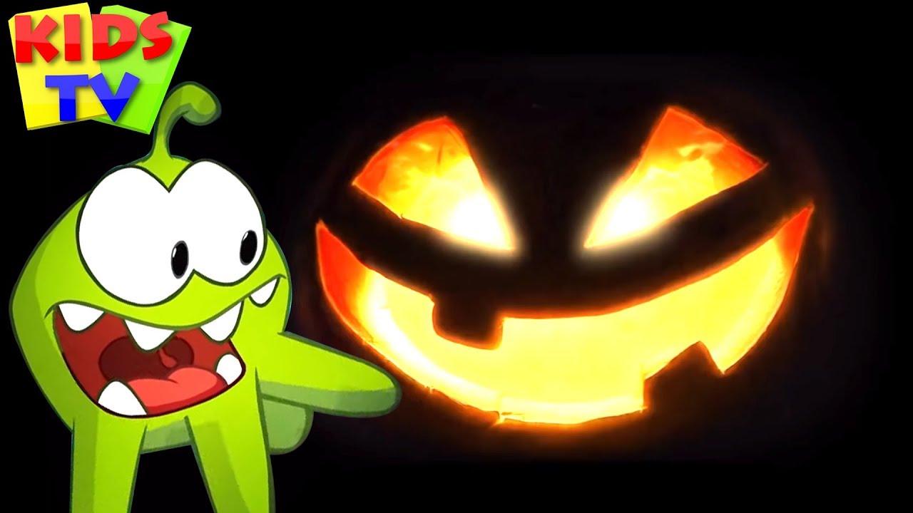 Om Nom Stories: Halloween Special | Spooky Halloween Cartoons for Kids