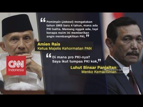 Jokowi Diserang, Luhut Geram - Lely Arrianie, Analis Komunikasi Politik
