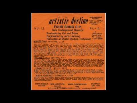 Artistic Decline - Private Shack