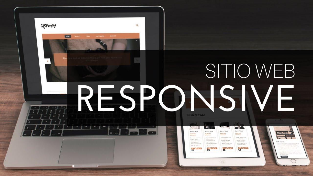 15 Curso de Html5 y Css3 - Sitio web Responsive - Plantilla para ...