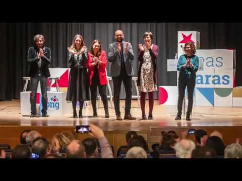 Presentación da candidatura BNG Ames 2019