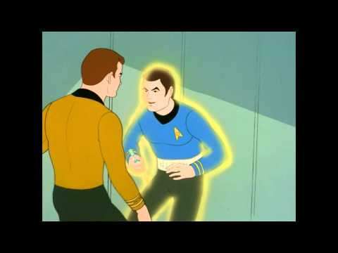 Star Trek: The Animated Series - Starting to Breathe