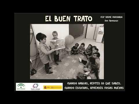 Exposición Fotográfica Sobre El BUEN TRATO En El CEIP VALME CORONADA.