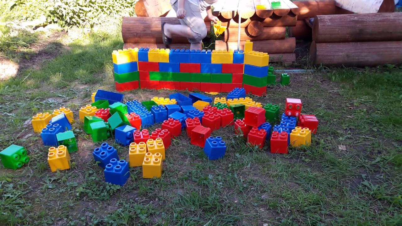 Конструктор лего парк аттракционов