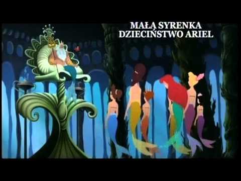 Mała Syrenka: Dzieciństwo Ariel