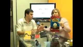 Entrevista com Marcão (sócio da MP Design) à TV Luau: Diferença entre Logo e Marca + Cases 1