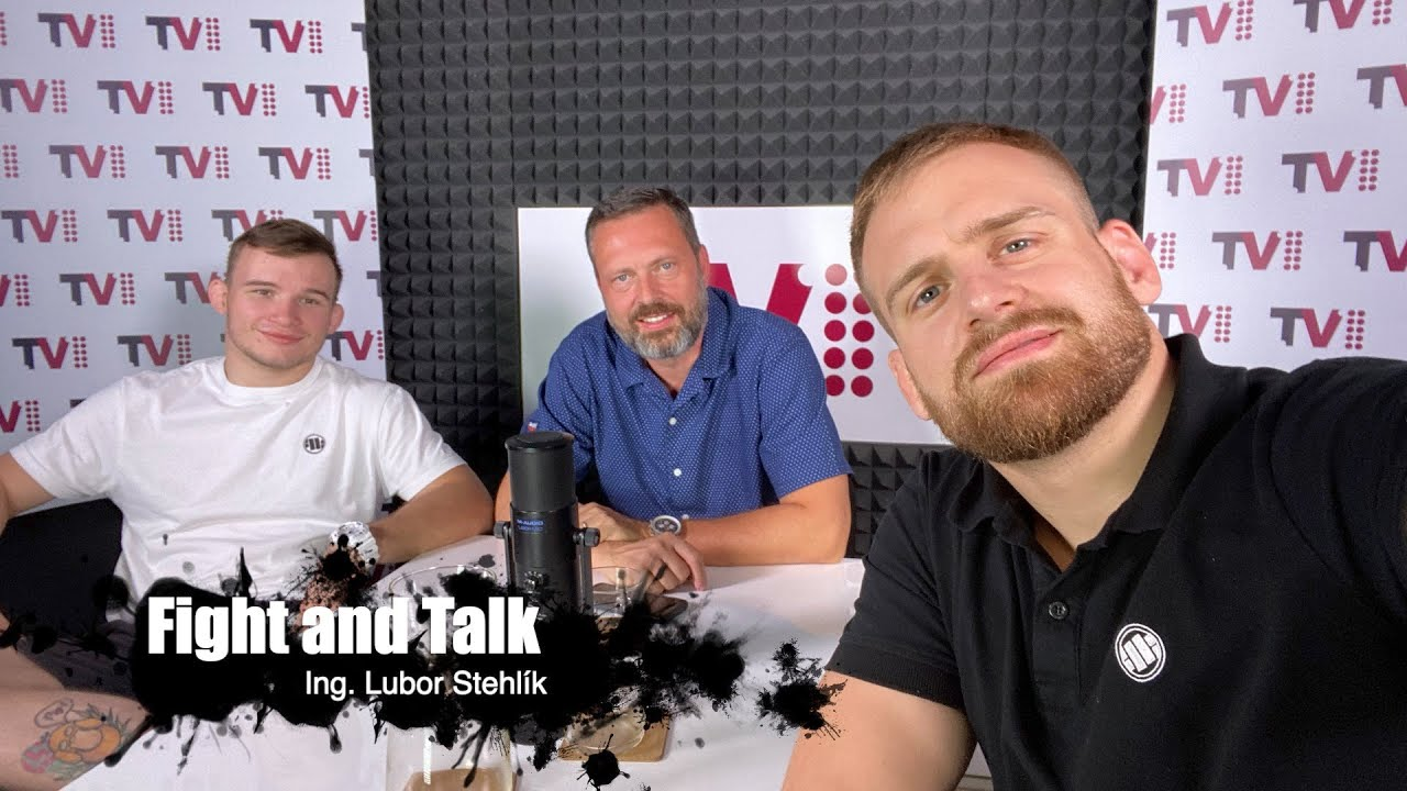 Fight and Talk #46, Ing. Lubor Stehlík, O MMAsters League, ministerstvu a businessu