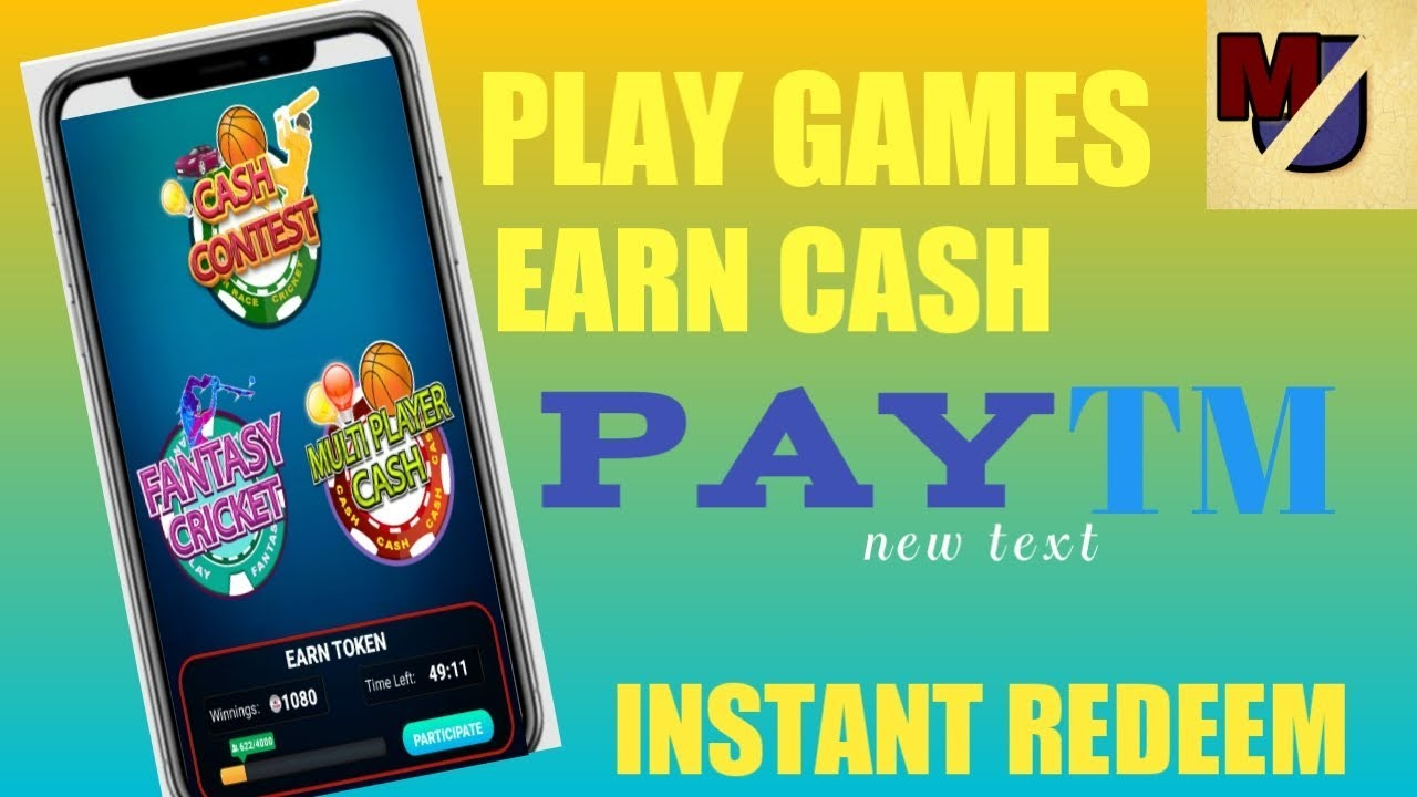 Games For Cash Apps