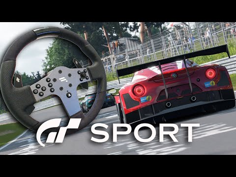 test fanatec csl elite ps4 gran turismo sport youtube. Black Bedroom Furniture Sets. Home Design Ideas