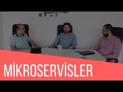 Mikroservisler (Microservices)