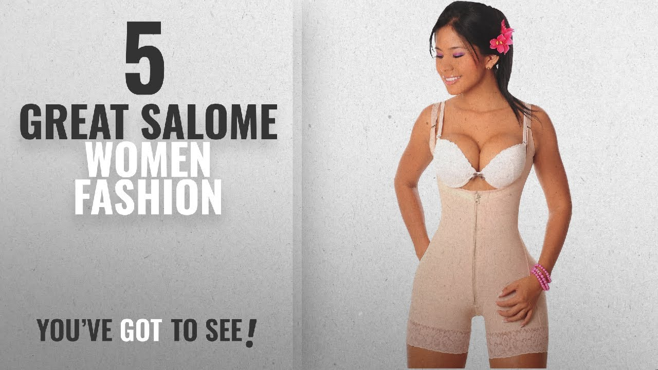 Salome Women Fashion  2018 Best Sellers   Salome 0216 Fajas ... a66e3eff4