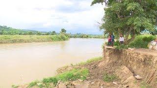 Tin Tức 24h Mới Nhất Hôm Nay Đác Nông  Sạt lở đất nghiêm trọng dọc bờ sông K'Rông Nông