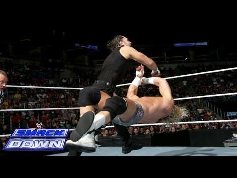 Dolph Ziggler vs. Dean Ambrose - United States Championship Match: SmackDown, Sept. 27, 2013