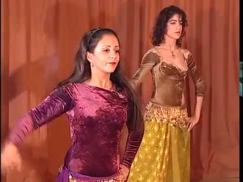 Oriental Dance For Beginners (Lessons)