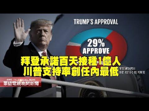 華語晚間新聞011521