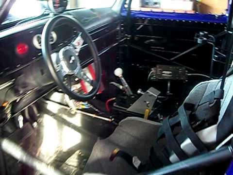 dodge race truck view  body  interior youtube