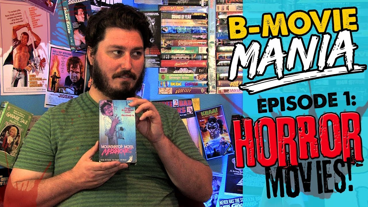 CRAZY 80'S HORROR MOVIES | B-Movie Mania | Episode 1
