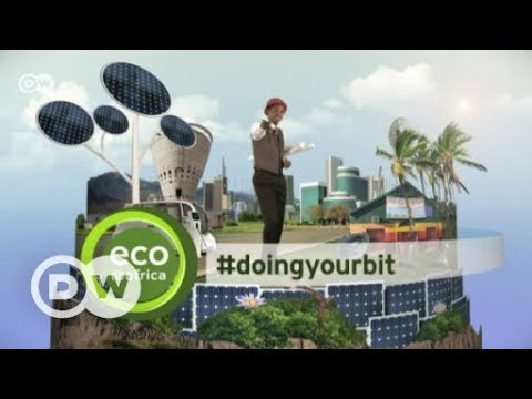 Doing Your Bit: Sustainable vibes | DW English