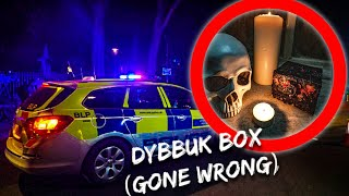 We shouldn't have opened a dybbuk box here (GONE WRONG)