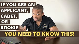 POLICE OFFICER EXPLAINS: The Importance of the MOU | Police Applicant Tips
