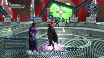 Batman v Superman DCUO