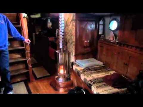 Kimberly GASIFIER RV and Marine Wood Stove on board a beautiful 51 foot  Formosa sailboat Part 2 - Kimberly GASIFIER RV And Marine Wood Stove On Board A Beautiful 51