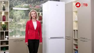 Обзор холодильника Beko RCSK 335M20 W от эксперта «М.Видео»