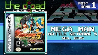 """Quite a Lot of Work to Do"" - POSTGAME PART 1 - Mega Man Battle Network 5: Team Colonel"