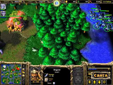 killbbb NE) vs Nicker (UD) - Showcase Match - WarCraft 3 - WC461