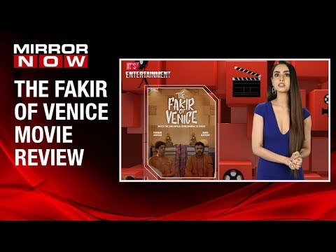 Sakshma Srivastav reviews 'The Fakir of Venice' | It's Entertainment Mp3
