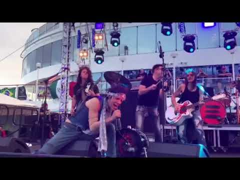 Extreme Reunion (Original Band) Hole Hearted Live on KKVI