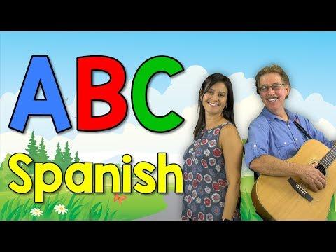 El Abecedario | Learn the Alphabet in Spanish | Jack Hartmann