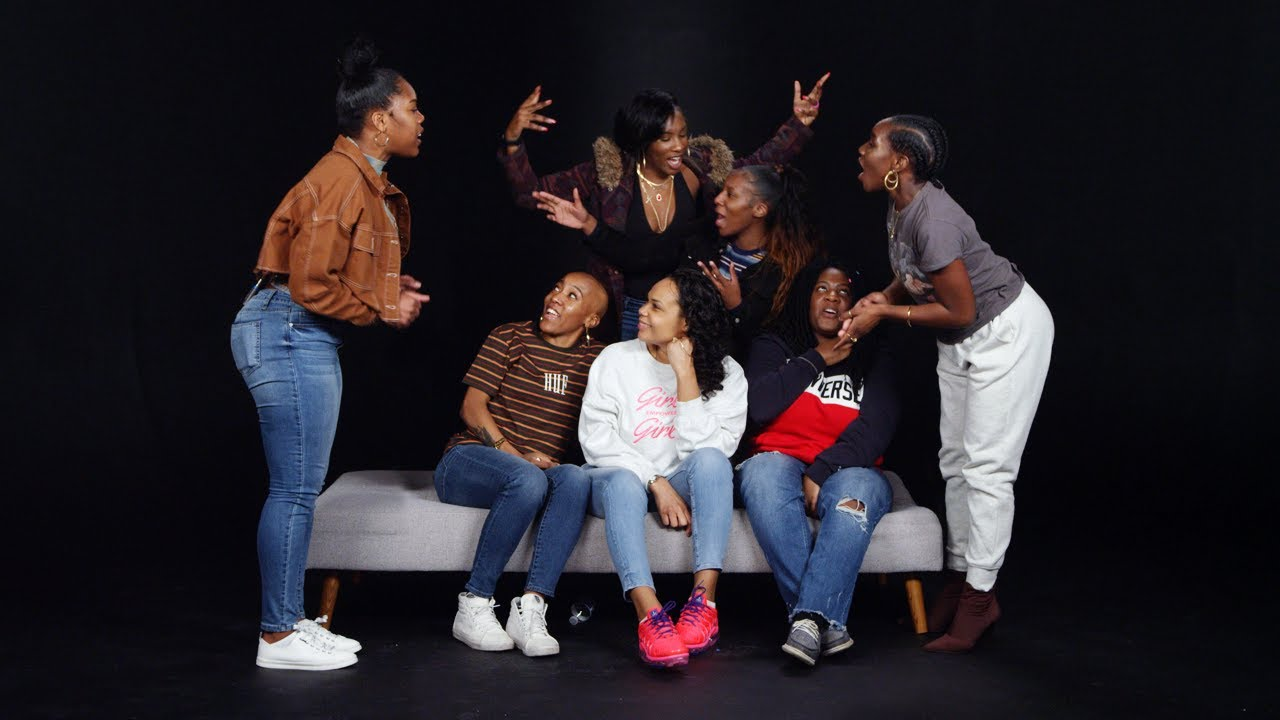 7 Sisters Decide Who Gets $1000   1000 to 1   Cut
