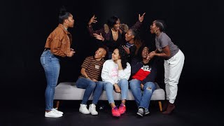 7 Sisters Decide Who Gets $1000 | 1000 to 1 | Cut