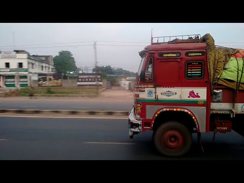 Early Morning Ride To Bhubaneswar