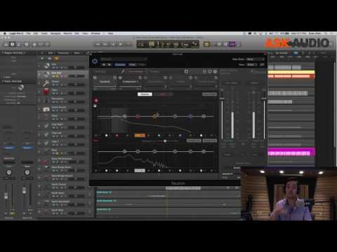 How iZotope Neutron's Masking feature Can Help Mixing Bass & Kick
