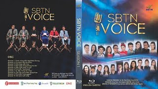 SBTN VOICE: Season 1   Order now @ www.sbtnonlineshop.com