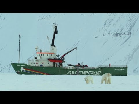 Protecting our Communities, Coasts, and Climate with the Arctic Sunrise