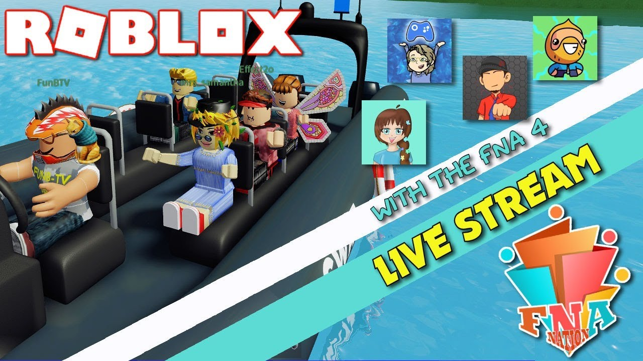 Roblox Live Fna4 Fun And Laughing Youtube