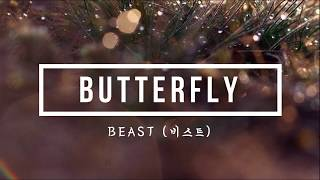 BEAST (비스트) - BUTTERFLY [Lyrics Hangul/Romanization/Bahasa I…