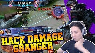 New Meta Marksman GRANGER's Hack Damage