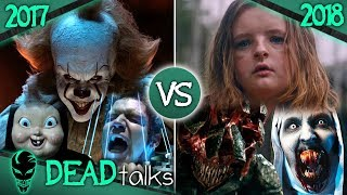 Was 2018 A BAD Year For Horror?! | DeadTalks