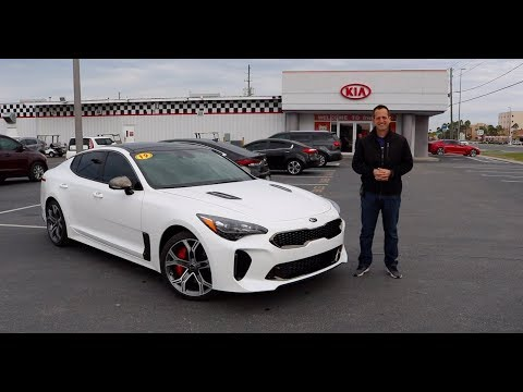 Is the 2019 Kia Stinger GT2 a PERFORMANCE sedan BARGAIN?