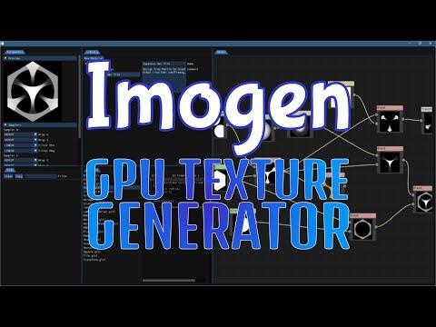Imogen -- GPU Texture Generator