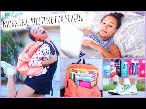 Thumbnail: Morning Routine For School!