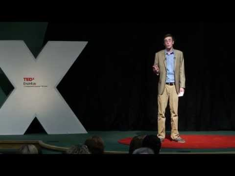 Community service: Alex Danilowicz at TEDxEncinitas