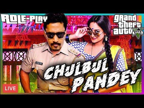 GTA 5 ROLEPLAY   CHULBUL PANDEY   GTA V LIVE INDIA