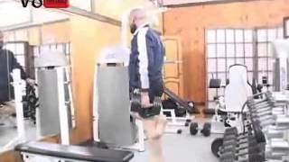 Сергей Бадюк Забытые мышцы youtube original