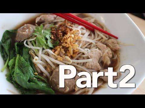 Boat Noodles Pt 2 – Hot Thai Kitchen!