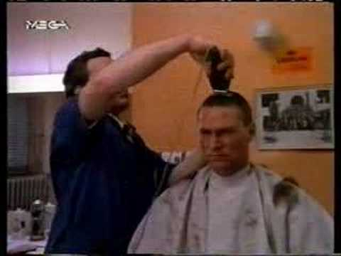 Police Academythe Haircut Youtube